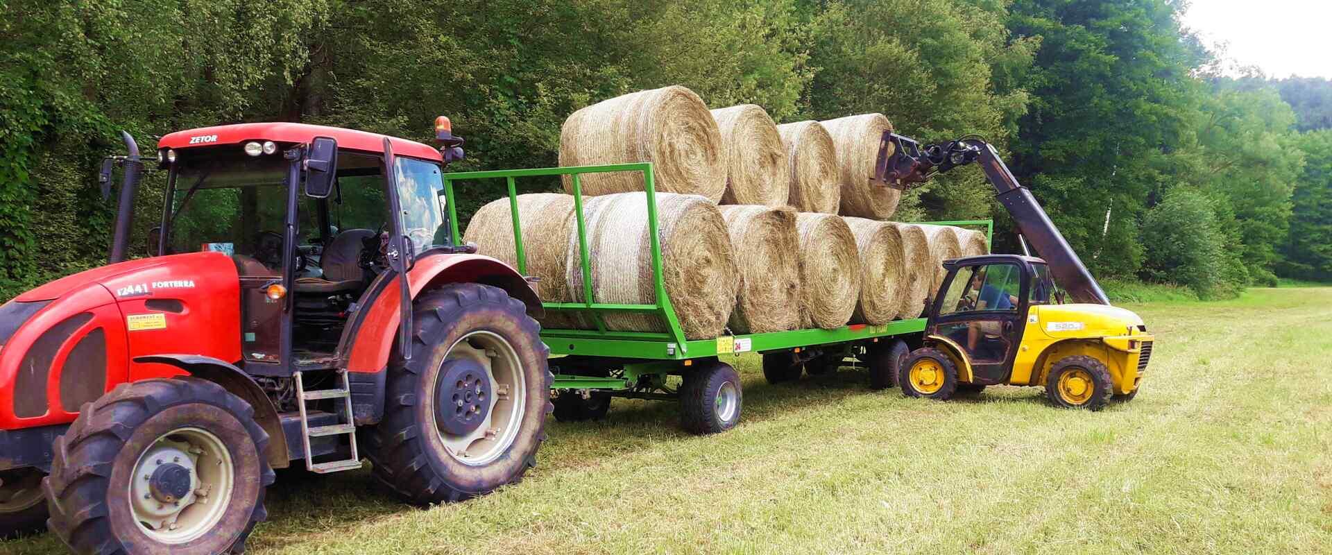 zemědělská technika Plzeň sever